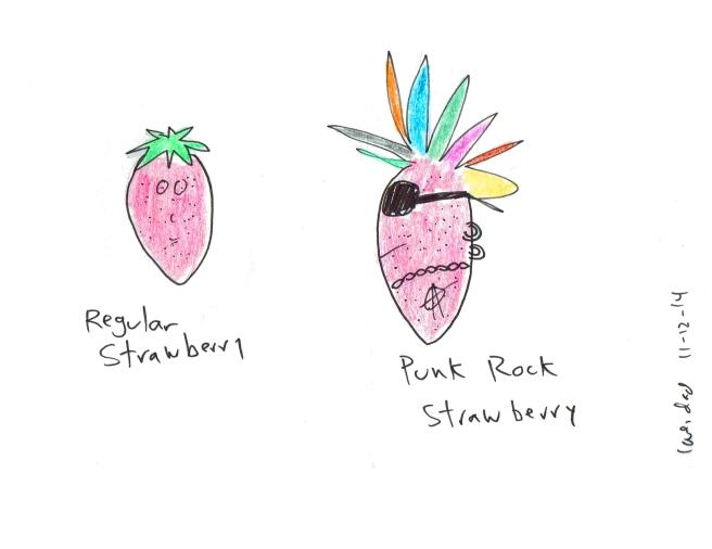 PunkStraw